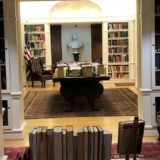 October 2017: The Army and Navy Club Library – an Historic Private Library